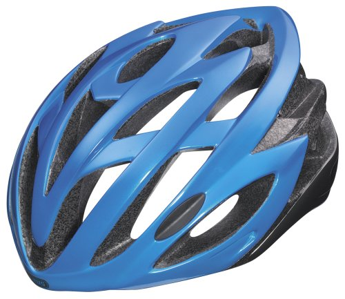 Abus S-Force Road Casco da bici, Blu (cyber blue), L (58-62 cm)
