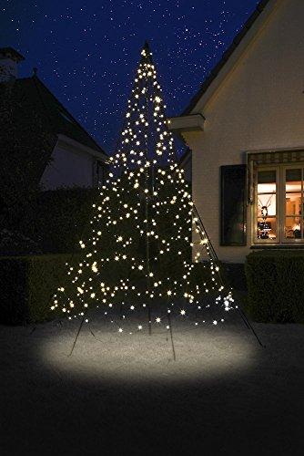LED Weihnachtsbaum 300cm 480 LED warmweiß