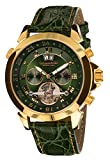 Calvaneo 1583 Astonia Luxury Britannic Gold 107923 - Orologio da polso da...