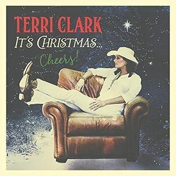 It's Christmas…Cheers!