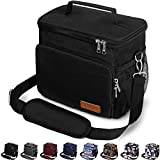 Best Lunch Coolers - Insulated Lunch Bag for Women/Men - Reusable Lunch Review
