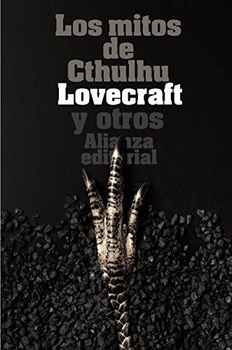 Los mitos de Cthulhu: Narraciones de horror cósmico (El libro de bolsillo - Bibliotecas de autor - Biblioteca Lovecraft)