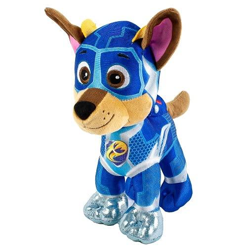 Teddys Rothenburg Peluche de Chase de 27 cm, color azul oscuro de la Patrulla Canina