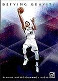 2019-20 Donruss NBA Defying Gravity #6 Giannis Antetokounmpo Milwaukee Bucks Official Panini Basketball Trading Card