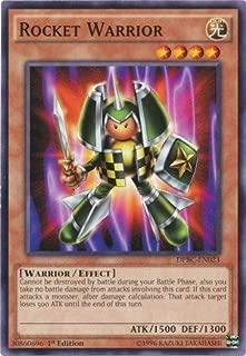 Yu-Gi-Oh! - Rocket Warrior (DPBC-EN023) - Duelist Pack 16: Battle City - 1st Edition - Common
