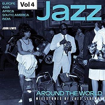 Milestones of Jazz Legends: Jazz Around the World, Vol. 4