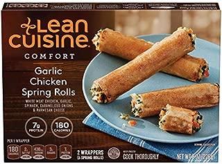 Lean Cuisine, Craveables Garlic Chicken Spring Rolls, 8oz (Frozen)