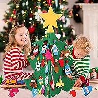 🎄Le migliori decorazioni natalizie e giocattoli per bambini di Capodanno - Quando hai finito la creazione dell'albero di Natale fai-da-te, puoi aggiungere le decorazioni bianche Fairy Warm sul mestiere, contribuendo a creare un'atmosfera calda e piac...