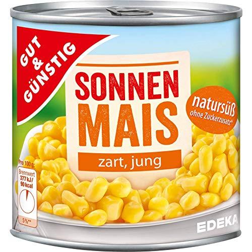 Sonnenmais G&G im 4er Pack (4 x 330 g)