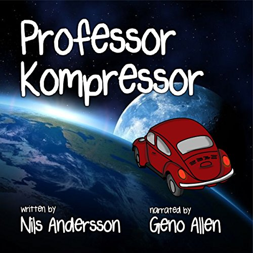 Professor Kompressor audiobook cover art