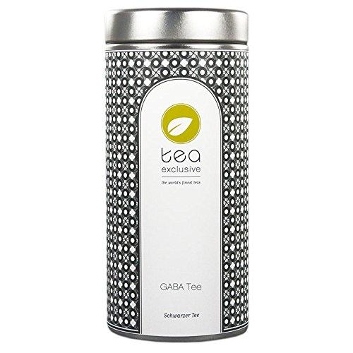 GABA Tee BIO, Schwarzer Gabaron, Gabalon Tee, 50g Dose