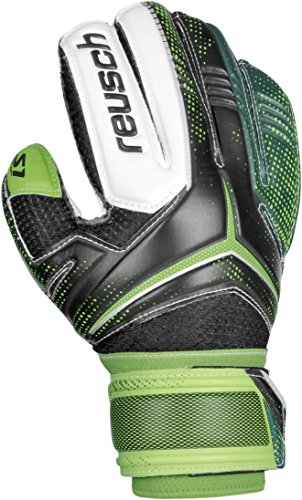 Reusch Soccer Receptor S1 Junior Goalkeeper Glove, 5, Pair