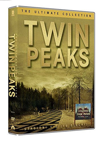 Twin Peaks Stg.1,2 Completa (Box 10 Dvd)