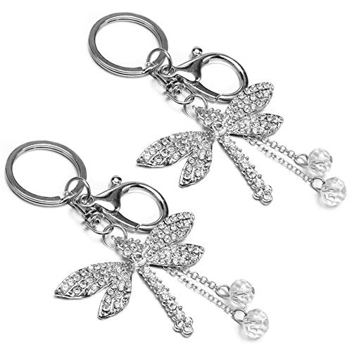 VXAR Key Ring Keychain Keyring Pendant Keyfob Fashion Charming Lady