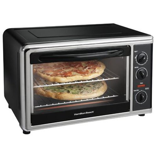 Hamilton Beach Countertop Oven with Convection and...