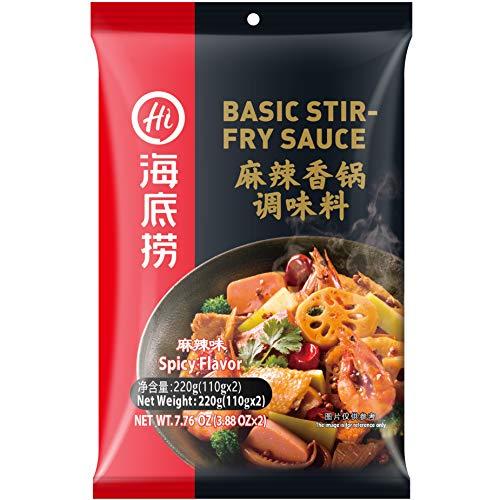 HAIDILAO Basic Stir-Fry Sauce, 2er Pack (2 x 110 g)