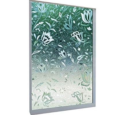 DekorFix 3D Decorative Window Films Kitchen Gla...
