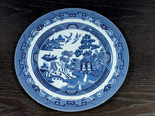 Johnson Bros. Blue Willow Salad Plate