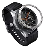 Ringke Bezel Styling para Galaxy Watch 46mm / Galaxy Gear S3 Frontier & Classic, Bisel Anillo Cubrir...
