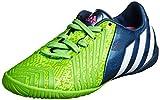 adidas Zapatilla Jr Predator Absolado Instinct IN Rich blue-White-Solar green Talla 30
