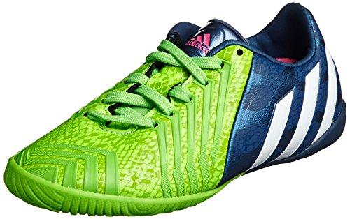 Adidas Predator Absolado Instinct IN J M20138 Jungen Fußballschuhe / Hallenschuhe / Kinderschuhe Blau 29