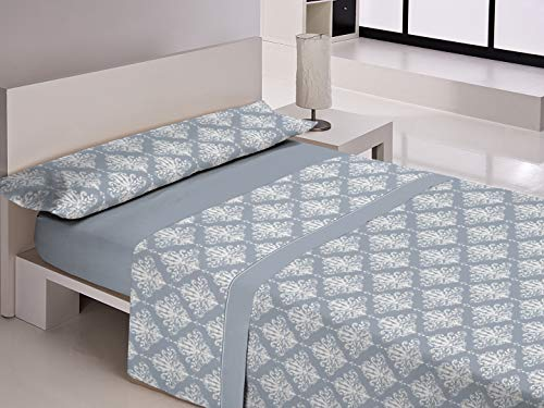 Libela Menorca Set lakens, blauw, 90 cm