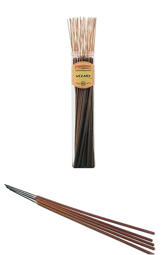 デッド干渉する放棄されたウィザード?–?Wild Berry Highly Fragranced Large Incense Sticks