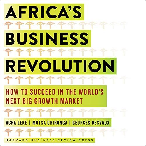 Africa's Business Revolution cover art