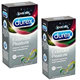 24x Préservatifs Durex performa