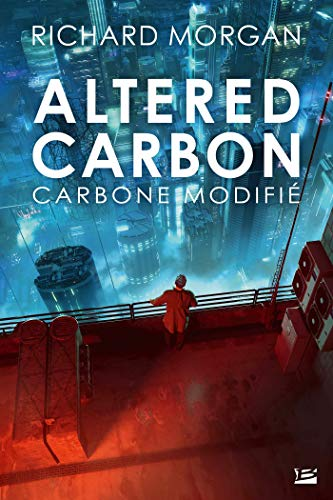 Takeshi Kovacs, T1 : Altered Carbon (Science-Fiction)
