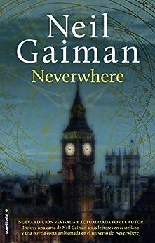 Neverwhere (Best seller / Ficción) de [Neil Gaiman, Mónica Faerna]