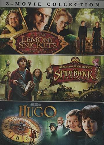 LEMONY SNICKET'S / SPIDERWICK CHRONICLES - LEMONY SNICKET'S / SPIDERWICK CHRONICLES (3 DVD)