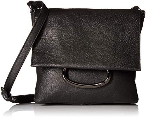 Kooba Handbags Montreal Flap Crossbody,  Black, One Size