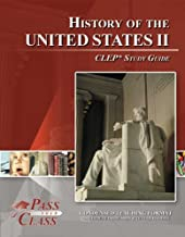 CLEP United States History 2 Study Guide (Perfect Bound)