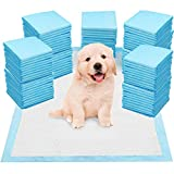 SA Products Heavy Duty Pet Puppy Training Pads - Super Absorbent & Odour Locking Multi-Layered Floor Toilet Mats with Scented Attractant (100 Pack)