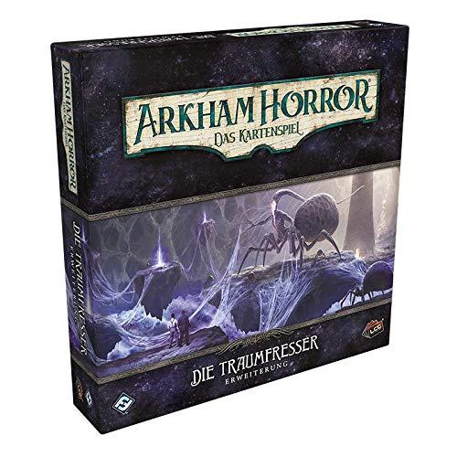 Fantasy Flight Games FFGD1136 Arkham Horror: LCG - Die Traumfresser - Erweiterung, Deutsch