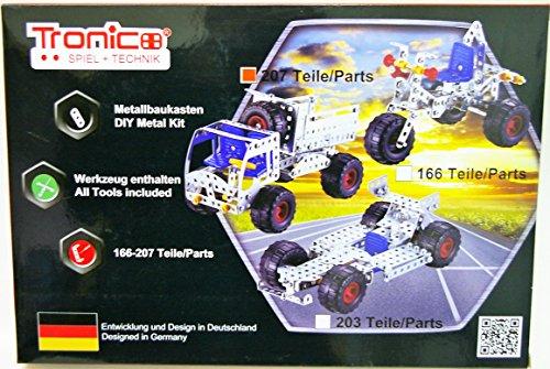 RCEE GmbH RCEE gmbh9725verschiedenen Fahrzeug mit Karton (Pack von 3)