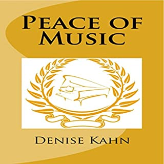 Peace of Music audiobook cover art