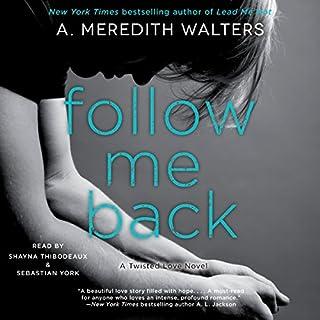 Follow Me Back audiobook cover art
