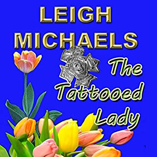 The Tattooed Lady audiobook cover art