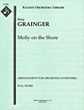 Molly on the Shore (Arrangement for orchestra (composer)): Full Score [A7251]