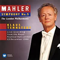 Mahler: Symphony No.5 by Klaus Tennstedt (2014-06-18)