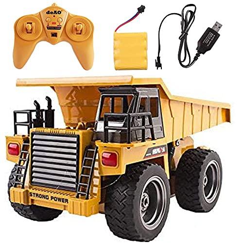 deAO RC Camión de Construcción Modelo...