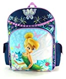 Disney's Tinkerbell Large 16' Backpack - Pixie Forest