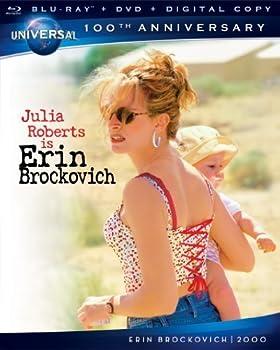Erin Brockovich  Blu-ray + DVD + Digital Copy  by Universal Studios by Steven Soderbergh