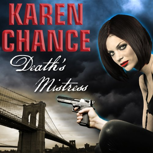 Death's Mistress audiobook cover art