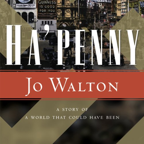 Ha'Penny cover art