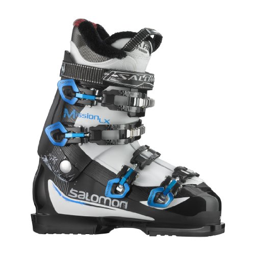 Salomon heren skischoenen zwart 30 1/2