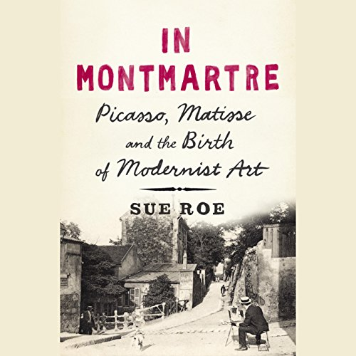 In Montmartre audiobook cover art