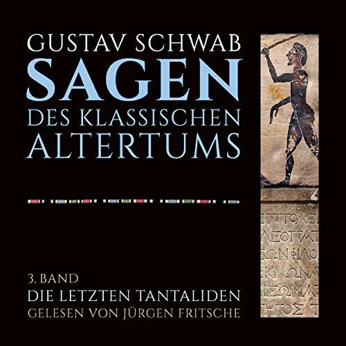 Die letzten Tantaliden audiobook cover art